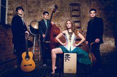 International band Fernando's Kitchen new single 'Se Acabo'