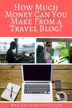 How Much Money Can You Make From a Travel Blog?