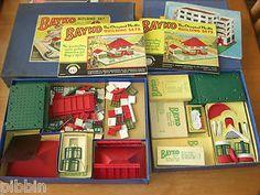 Vintage Bayko Building Set No.2 + Converting Set 3x | eBay My Memory, Vintage Toys, Icon Design, Childhood Memories, Nostalgia, Youth, Icons, Models, History