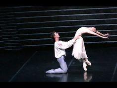 Romeo and Juliet - Ball variations & Balcony pdd - Natalia Osipova & Cla...