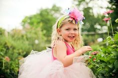This Super Cute Pretty Over The Top Funky Hair Bow will look so adorable on your little Girl! Perfect for Photo Shoots, Birthdays and so muc... #timelesstreasure