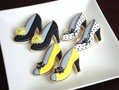 SugarBliss Cookies: SugarBliss High Heels