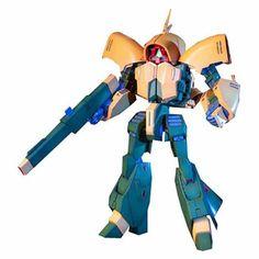 Mobile Suit Gundam Z HGUC : NRX-044 Asshimar
