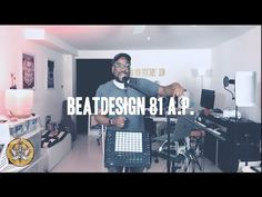 Beatdesign 81 (Vocal and Ableton Sample Chop Performance)