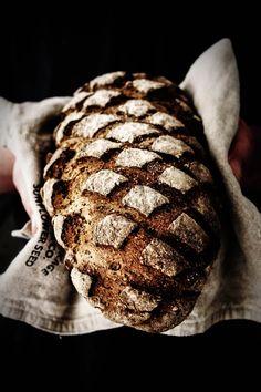 Rustic rye loaf recipe