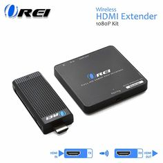 Top 10 Best Wireless HDMI Transmitter Receivers in 2019 Review Dolby Digital, Digital Audio, Hdmi Splitter, Data Transmission, Cable Box, Hdmi Cables, Hd 1080p, Usb Flash Drive, Technology