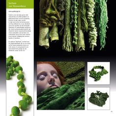Textielleeft! is een groot kleurrijk boek boordevol inspirerende textielkunst en bijzonder handwerk uit Nederland en België.