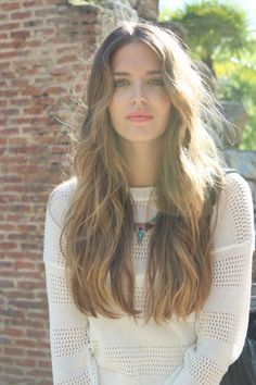 Need #Hairstyle idea? perfect hair for spring!