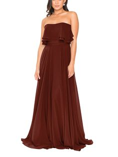 The Brideside Cameron Bridesmaid Dress is a great option! Find Brideside bridesmaid dresses at Brideside. Romantic Bridesmaid Dresses, Bridesmaid Dresses Online, Beautiful Prom Dresses, Sexy Dresses, Fashion Dresses, Blair Dress, Reign Fashion, Wedding Dress Patterns, Gown Pattern