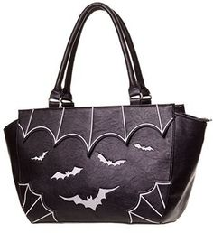 The Violet Vixen - Batty Nights Purse, $61.00 (http://thevioletvixen.com/accessories/purses/batty-nights-purse/)