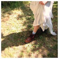 #CHAINWED wedding boots personalized books Teysha