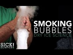 Smoking Bubbles - Sick Science! #111 - YouTube
