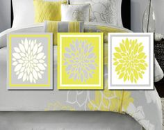 gray and yellow bathroom ideas - Google Search
