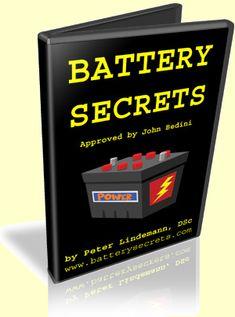 Battery Secrets by Peter Lindemann