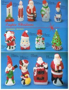 vintage christmas christmas past christmas tree ornaments christmas holidays christmas figurines christmas cards christmas images outdoor christmas - Blow Mold Christmas Decorations Outdoor