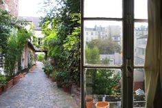 parisian home gardens | Paris, At Home.