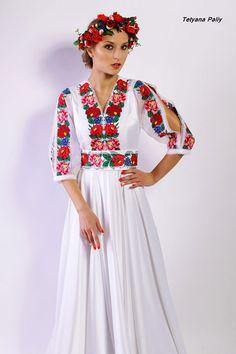 Wedding Dress Patterns, Top Wedding Dresses, Boho Wedding Dress, Bridal Dresses, Mexican Fashion, Folk Fashion, Ethnic Fashion, Diy Dress, Dress Outfits