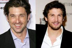 Patrick Dempsey & Guillaume Canet