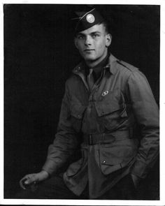 My Uncle - Burr Smith - Easy Company and One of the Band of Brothers