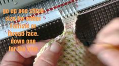 This is a technique that may be used on any machine and many projects. It is demonstrated here on my Kerchief Shawl pattern which will be published soon in N. Knitting Machine Patterns, Knit Edge, Shawl Patterns, Baby Sewing, Worms, Kerchief, Make It Yourself, Youtube, Tech