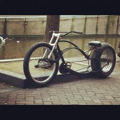Bike FOR WORK..LOL