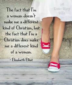 Different kind of woman! yes!