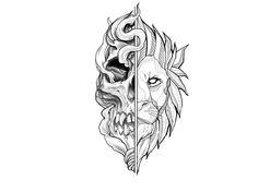 Blackwork, Body Art Tattoos, Tattos, Erotic, Stencils, Tattoo Ideas, Ipad, Skull, Drawings
