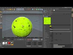 Materials 101 - Working With Materials In Cinema 4D