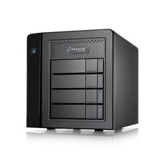 Promise Technology Pegasus 3 SE 4 x HDD / 2 x Thunderbolt Computer, Pegasus, Hdd, Locker Storage, Monitor, Cable, Phone, Stuff To Buy, Prague