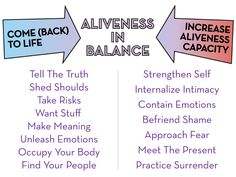 Depression, Anxiety, and the Mismanagement of Aliveness – The Interchange Blog