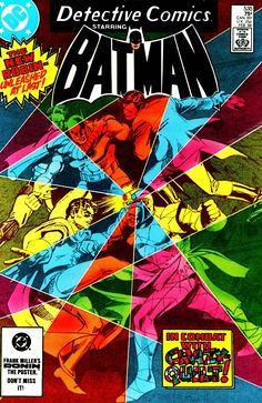 Cover by Gene Colan (pencils), Dick Giordano (inks), and Anthony Tollin (colors) from Detective Comics published by DC Comics, February Batman Comic Books, Comic Books Art, Comic Art, Dc Comics, Batman Comics, Batman Detective, Detective Comics, Greg Capullo, I Am Batman