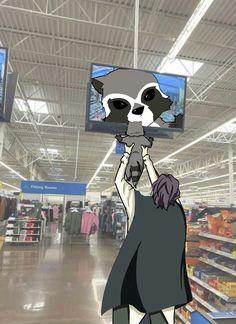 Stray Dogs Anime, Bongou Stray Dogs, Funny Anime Pics, Aesthetic Images, Killua, Dog Memes, Manga, Dog Art, Haikyuu