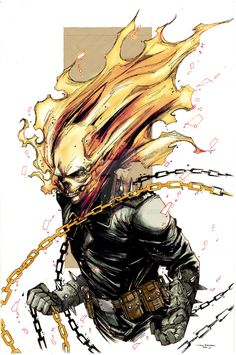 "Read Cap 22 ""Venganza Contra Muerte"" from the story Izuku Midoriya El Nuevo Ghost Rider by SpartanIzuku with reads. Comic Book Characters, Marvel Characters, Comic Character, Comic Books Art, Comic Art, Hq Marvel, Marvel Comics Art, Marvel Heroes, Anime Comics"