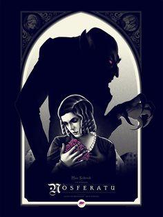 Nosferatu (1922) DVD-VOSE | clasicofilm / cine online