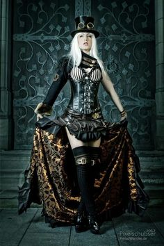 Clothing Steampunk Suicide Girls | Steampunk Fashion