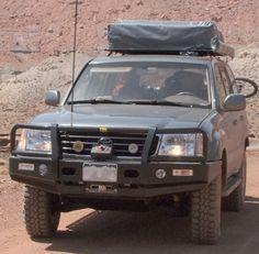 Slee - Toyota 100 Series Land Cruiser - TJM T13 Front Bumper