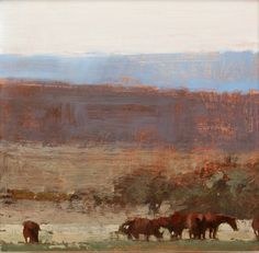 Auburn Ridge - Giclee Print by Michael Workman