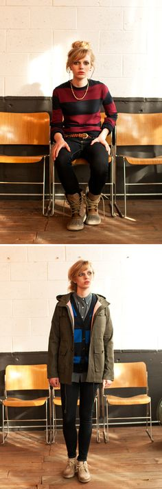 always obsessing over bridge & burn's newest collection — here, fall '12