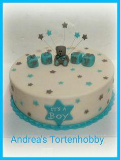 Babyparty cake
