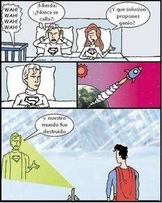 La verdadera historia de Superman jamás contada.