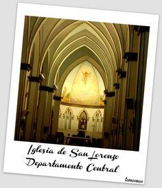 Iglesia de San Lorenzo Departamento Central