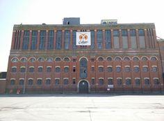 Odlum's Plant in Cork Docklands