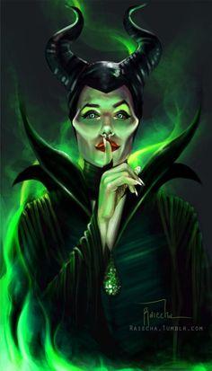 Maleficent by Raie Gray / Raiecha Maleficent Drawing, Maleficent Wings, Maleficent Movie, Malificent, Maleficent Tattoo, Disney And Dreamworks, Disney Pixar, Disney Magic, Disney Art