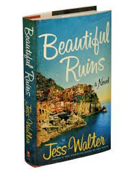 Beautiful Ruins  Novel by Jess Walter  2012 The novel is a social satire critiquing Hollywood culture.... Shawn Frank