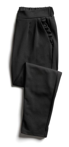 Stitch Fix Fall Stylist Picks: Black Ruffled Pant