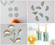 Linfa Creativa: paper jewels