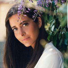 La gran @mariafrubies con el earcuff doble, no puede sar mas guapa www.casildafinatmc.com
