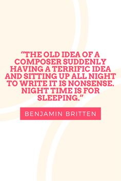 Night time is for sleeping :) Musician Quotes, Sit Up, Music Industry, Night Time, Insight, Singer, Writing, Singers, Cheer Abs