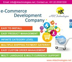Turn Your Great Idea Into a Business nktechnologies offers best practice consulting services on eCommerce strategy. Our approach is data driven and is based on analyzing, planning and executing.