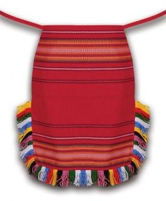 Macedonian traditional embroidered  apron.  Price:50.00лв (BGN) ≈ 25,60 €